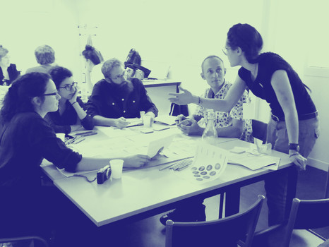 ASF's international network exchange ideas for new learning experiences