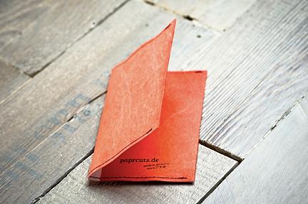 Kartenetuis für alle Kreditkarten von Paprcuts! Superstylisch, superrobust!