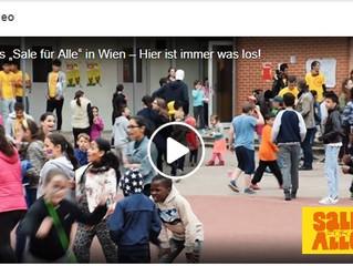 """Neues Video übers """"Sale für Alle"""" online!"""