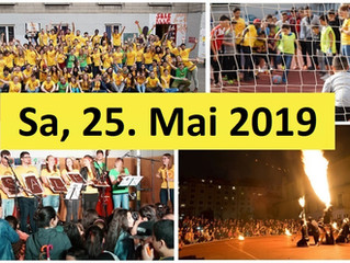 """""""Sale für Alle"""" Nachbarschaftsfest am 25. Mai 2019"""