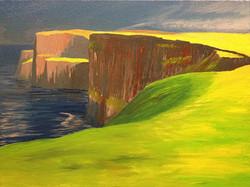 Cliffs of Mohre
