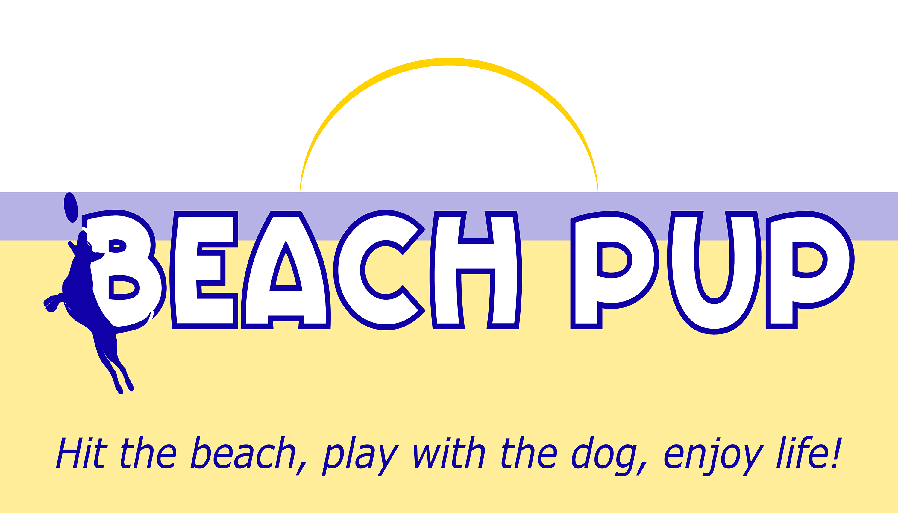 Beach Pup Business Card