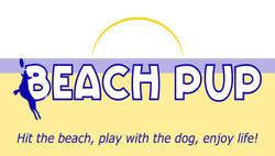 Beach Pup Business Card