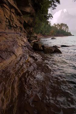 Colored Cliffs