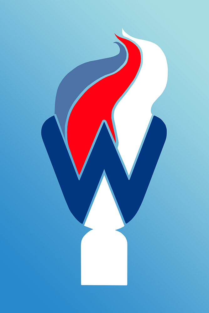 Whitney for US Senate Logo