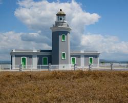 Los Morrillos Light House