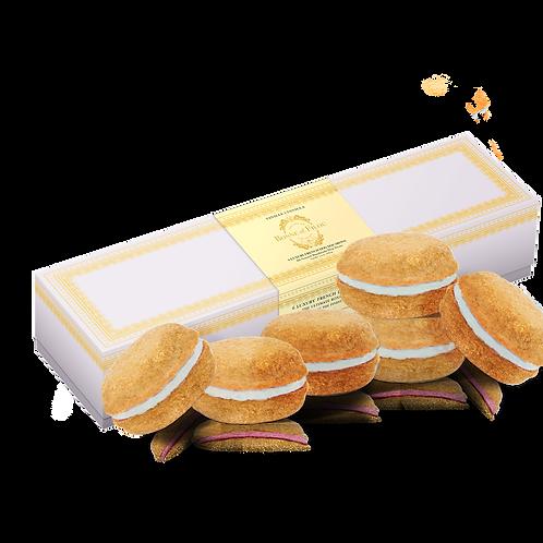 Bonne et Filou Vanilla Dog Macarons - (Box Pack)