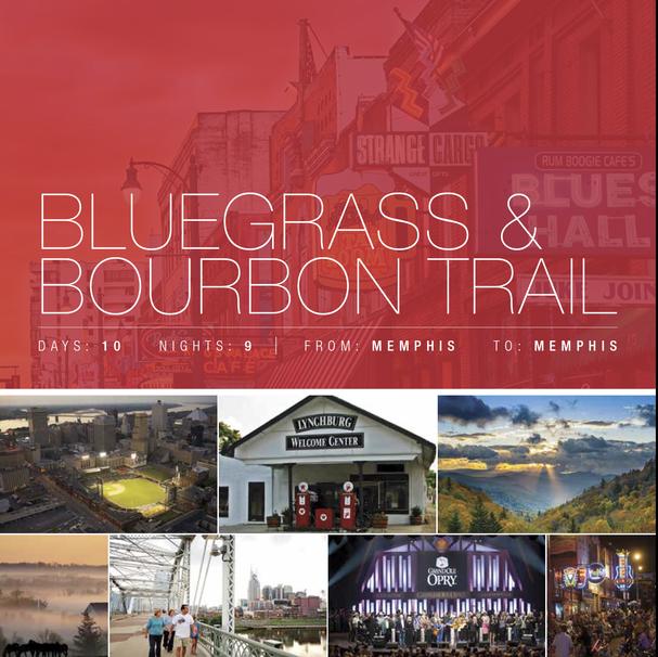 Bluegrass and Bourbon: Kentucky & Tennessee