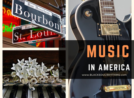 Top 5 Music Cities in America