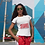 Thumbnail: Women's Relaxed T-Shirt - SugarHill Harlem