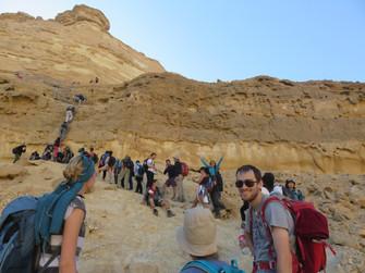 Trip to Nahal Yamin 2019