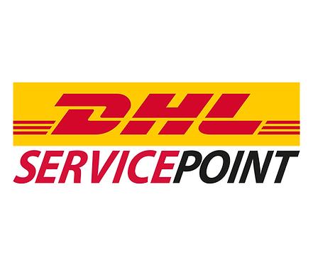 Logo DHL Service Point