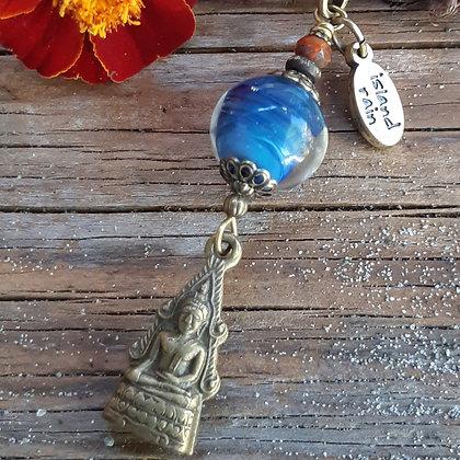 charm - Buddhist drop