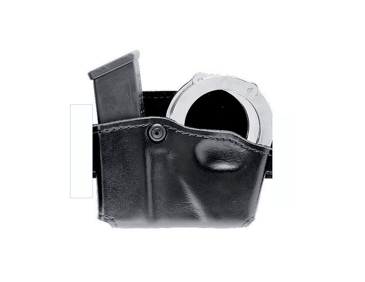 MAGAZINE AND HANDCUFF POUCH