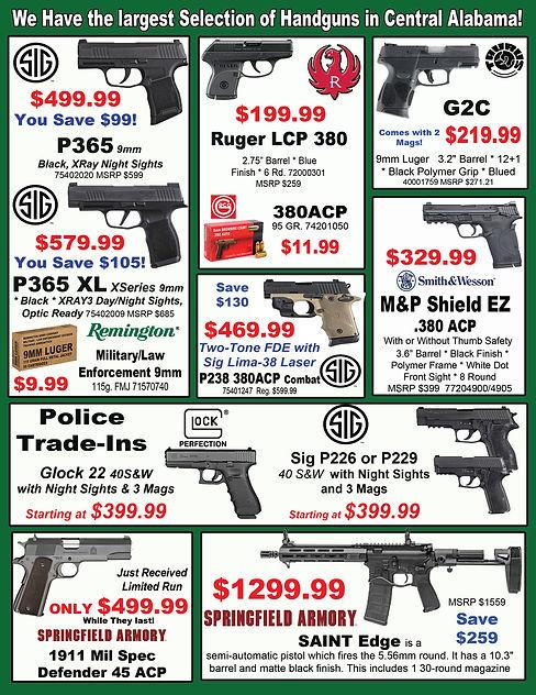Gun Store | Montgomery | Walter Craig's The Sportsmans