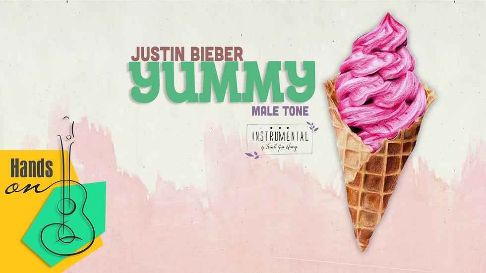 Justin Bieber - Yummy - EDM Beat Instrumental Male tone by Trịnh Gia Hưng