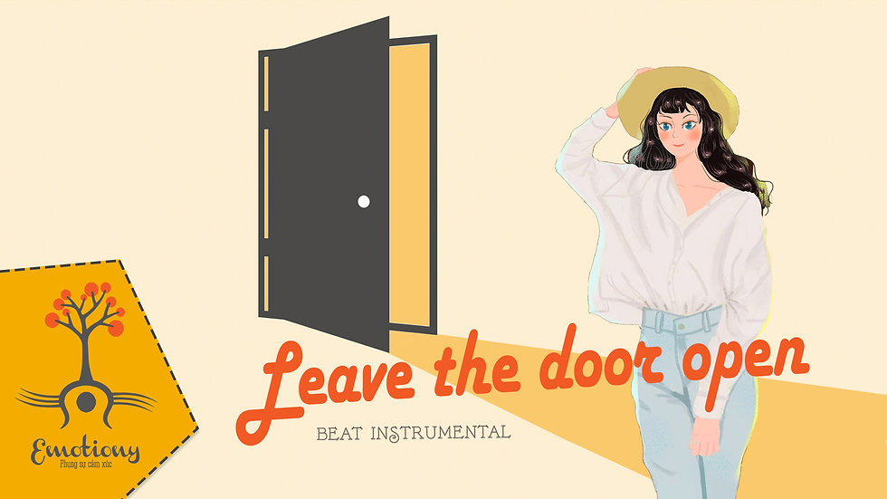 Leave the Door Open - Bruno Mars - Beat Instrumental by Trịnh Gia Hưng Emotiony