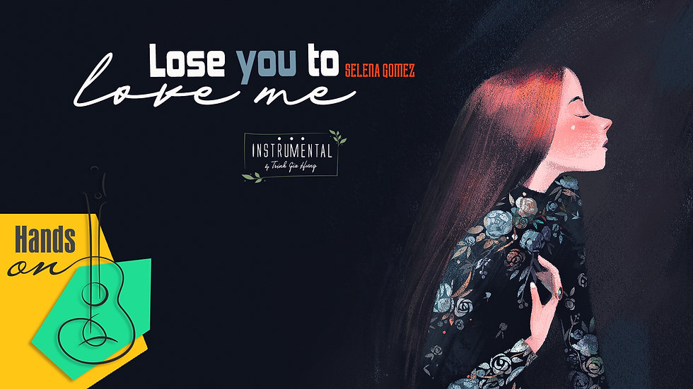 Lose you to love me » Seleza Gomez ✎ Beat Instrumental by Trịnh Gia Hưng