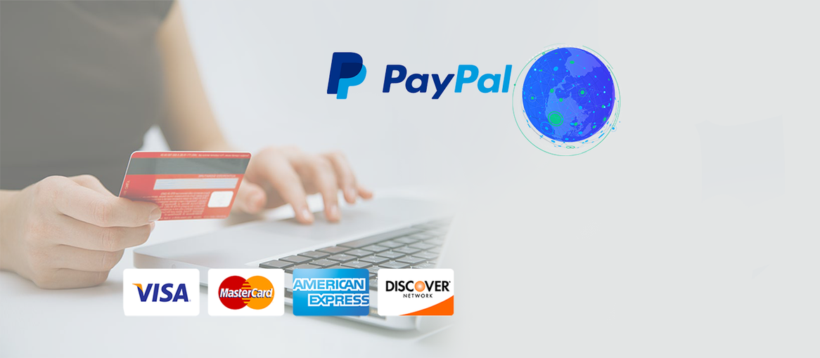 PAY WITH CREDITCARDs
