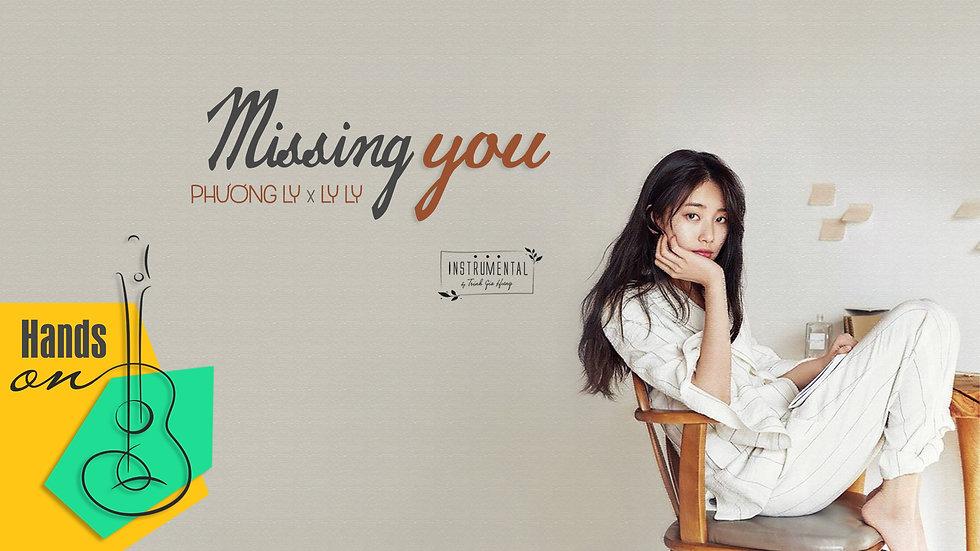 Missing you - Phương Ly x LyLy » acoustic Beat Instrumental by Trịnh Gia Hưng