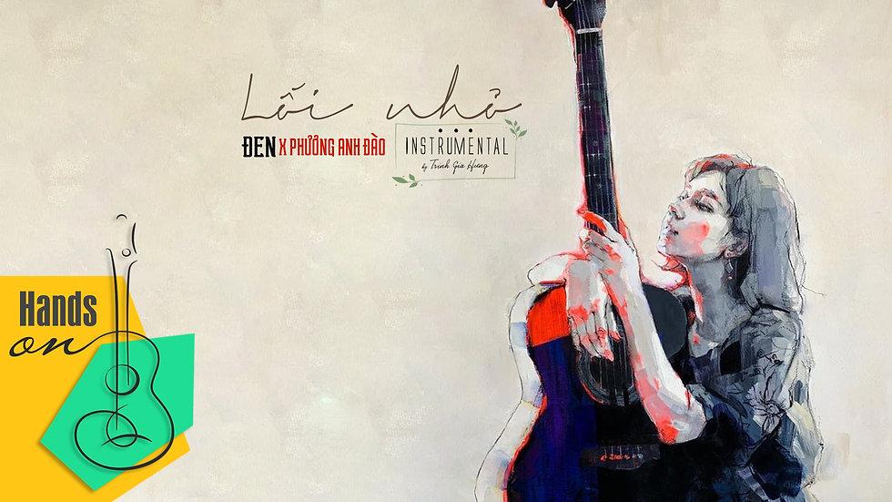 LỐI NHỎ » ĐEN ft. Phương Anh Đào ✎ Beat Instrumental by Trịnh Gia Hưng