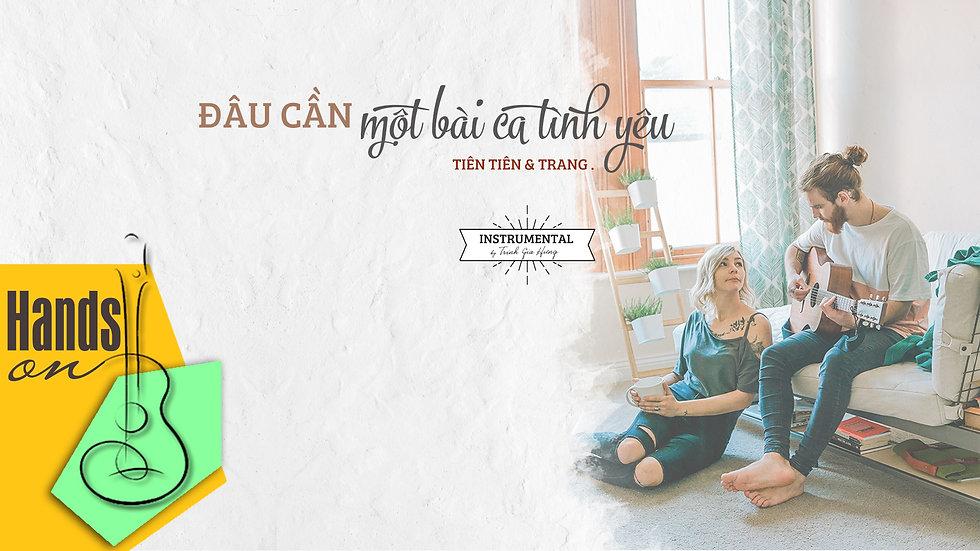 Đâu cần một bài ca tình yêu » Tiên Tiên ft Trang ✎ Funky Beat by Trịnh Gia Hưng