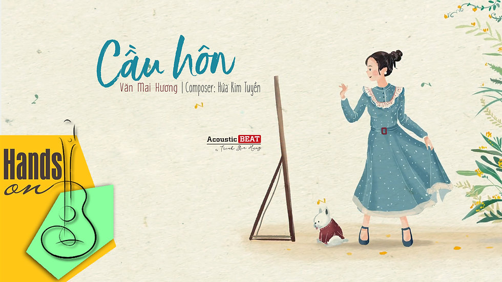 Cầu hôn » Văn Mai Hương ✎ acoustic Beat by Trịnh Gia Hưng