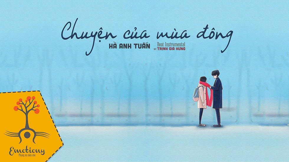 Chuyện của mùa đông - Hà Anh Tuấn - Beat Instrumental by Trịnh Gia Hưng