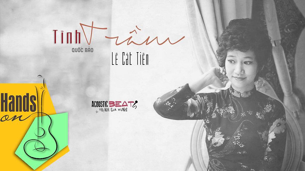 Tình trầm » Quốc Bảo ✎ acoustic Beat by Trịnh Gia Hưng