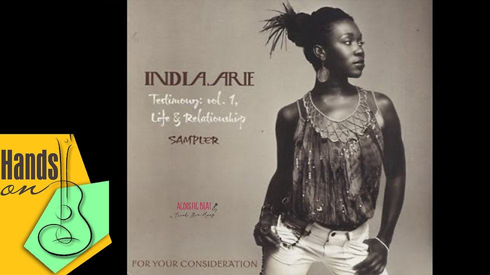 Ready for love » India Arie ✎ acoustic Beat by Trịnh Gia Hưng