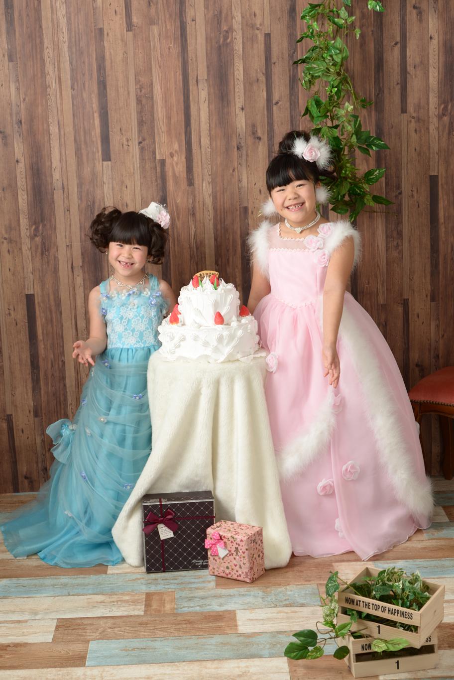 誕生日 姉妹