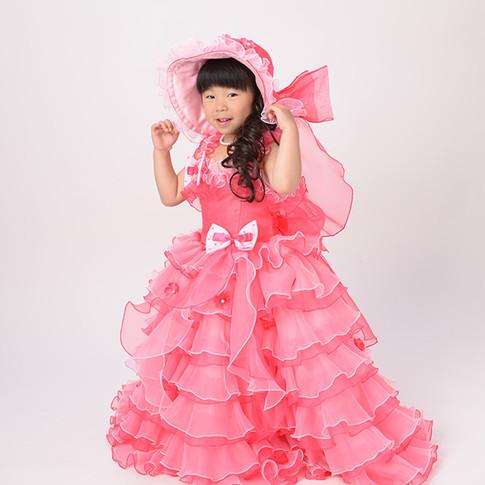 写真展 ドレス