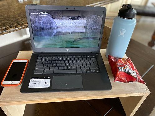 Laptop Riser Desk