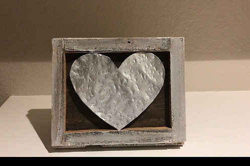 Farmhouse Rustic Heart