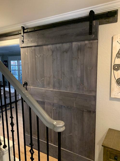 Hallway Barn Door -Custom