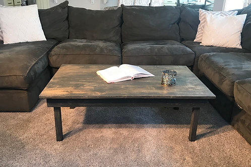 "The ""Barnwood Darling"" Coffee Table"