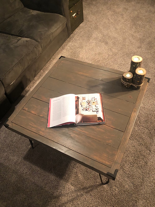 Coffee Squared Table