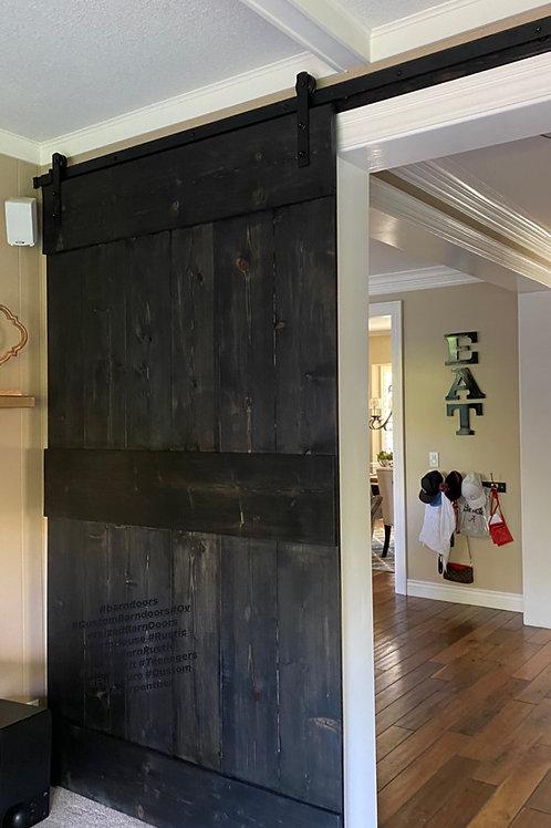 Family Room Barn Door