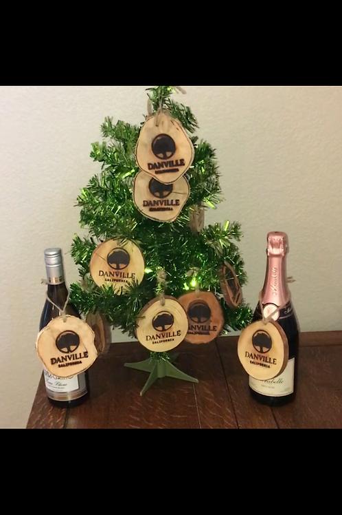 Danville, CA Christmas Ornaments