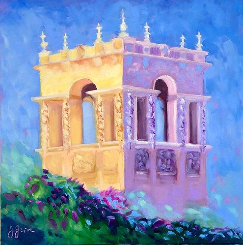 Prado Tower, Balboa Park, Giclee