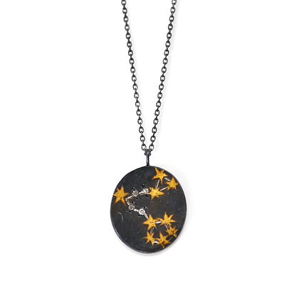 PISCES CONSTELLATION PENDANT
