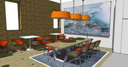 Jonah Group Office- New Conference Area- CAS INTERIORS