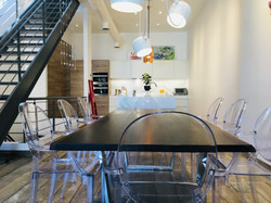 Cabbagetown LOFT Renovation- Kitchen- LYONS CONSTRUCTION