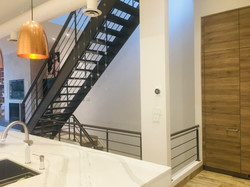 Cabbagetown LOFT Renovation- New Kitchen- LYONS CONSTRUCTION
