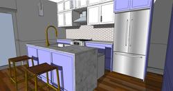 Scarborough Small Kitchen Renovation