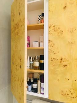 Cabbagetown LOFT Renovation- New Bathroom Vanity inspired by Rexa Design- LYONS CONSTRUCTION