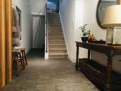 Cabbagetown LOFT Renovation- Stone Tile Porcelain Tile- LYONS CONSTRUCTION