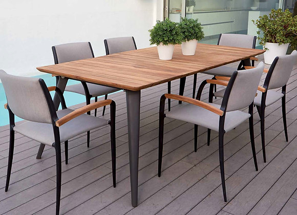 CALCUTA DINING SET -  LOUNGE SET