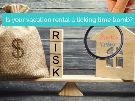Many Airbnb hosts could be at risk of losing it all