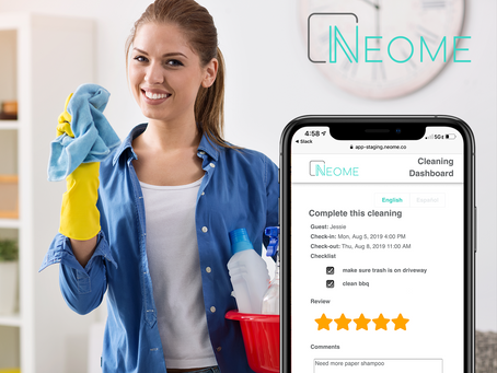 7 Tips to Maximize the Efficiency of Your Airbnb House Cleaners